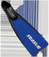Nadadeira Velox Azul
