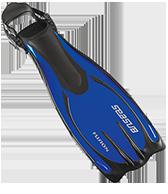 Nadadeira Fusion Azul
