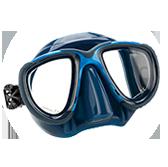 Máscara Seal Azul