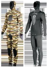 Roupa Competition Camuflada e Extreme